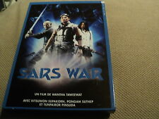 "DVD ""SARS WAR"" film d'horreur Thailandais de Wantha TAWEEWAT / horreur"