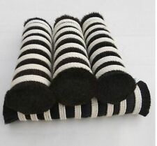 Brand New Dyed Black False Tail Bundle Rocking Horse, Pony, hair craft AUST