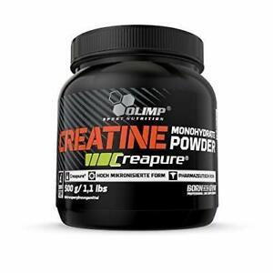 Olimp Creatin Monohydrat 35,80€/kg Creapure 500g Kreatin