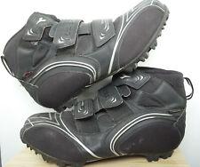 Diadora Polaris Plus boots, all-weather cycling ShoeSize UK 11.5 EU 45 with SPD