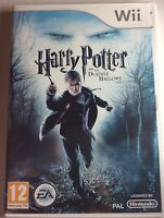 Harry Potter And The Deathly Hallows Part I ( Wii , 2010 ) PAL Version