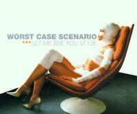 Worst Case Scenario Let me see you m.y.b. (2000)  [Maxi-CD]