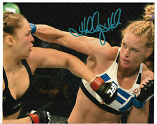 Holly Holm Authentic Signed 8x10 Photo Autographed, UFC, MMA, Fighter