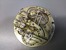 1800's Big size Lecoultre Swiss, High Grade Chronograph Pocket watch, for part