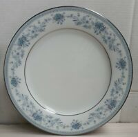 Vintage Noritake Fine China Blue Hill Salad Plate Pn2482 c1973-96 Made in Japan