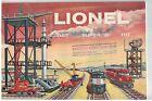 "1950s Lionel Model Railroad Catalog ""027"", Supper O and HO Scale"