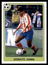 Panini Futbol 92-93 (España) Donato Gama No. 68