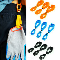 Work Gloves Clips Grabber Holder Guard Welding Glove Clamp Safety Convenient 3pc