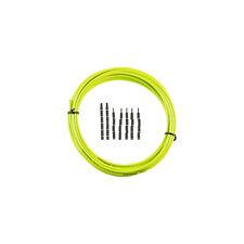 Jagwire 5mm Pro Compressionless Brake Housing Slick-Lube Liner 10M Organic Green