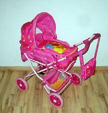 Puppenwagen Winnie Pooh, Puppen Sportwagen  mit Tragetasche  von Hauck