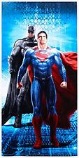 Batman X Superman Dawn The Justice Beach Towel