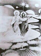 Dante's -Divine Comedy Litho -Donnangelo -Jesus -Heaven