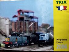 Catalogo TRIX Programme France 2006 - FRA - Tr.13
