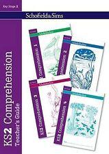 KS2 Comprehension Teacher's Guide by Celia Warren 9780721711584