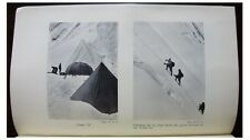 1934 Ruttledge - MOUNT EVEREST EXPEDITION - Photographic Illustrations - 1