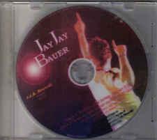 Jay Jay Bauer-Ik wil De Hele zomer Zonnen Promo cd single