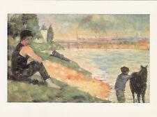 (19038) Postcard - Georges-Pierre Seurat