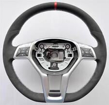 Mercedes AMG ALCANTARA Steering wheel A B C CLS E CLA GLK CLK GLA SL G W212 W204