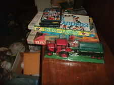 THE FARM WORLD POWER EXPRESS TRUCK TRACTOR # 2368-5 NEW