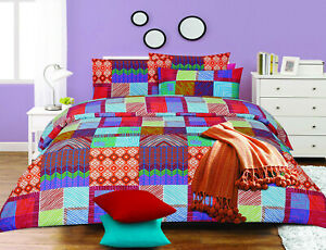 Luxury Premium Duvet Cover with Pillow Case Quilt Cover Bedding All Size !!!
