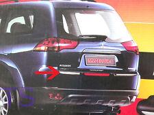 Sill Tail Bumper Black Rear Guard Fit Mitsubishi Pajero Montero Sport 2010 12 14