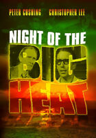 Night of the Big Heat DVD (2014) Christopher Lee, Fisher (DIR) cert 15