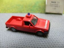 1/87 wiking vw caddy I pompiers 601 23