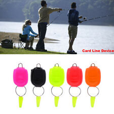 5x Card Line Device Drums Water Drop Wheel Dedicated Card Device Fishing Tools