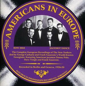 Various Artists - Americans in Europe [New CD]