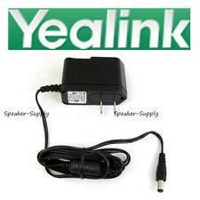 Yealink Power Supply Adapter T19P T21P T23P W52P W52H T23G T40P PS5V600US Phone