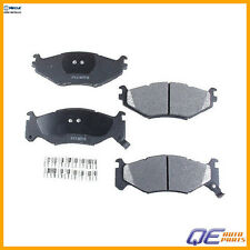 SMD522 FRONT Semi-Metallic Brake Pads Fits 91-95 Plymouth Voyager