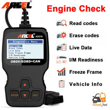 Ancel Ad310 OBD Code Reader OBD2 Scanner Car Check Engine Fault Diagnostic Tool