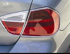 BMW 3 Series E90 (2005-13) Chrome Tail Light Surrounds / Rear Trims / Covers E92