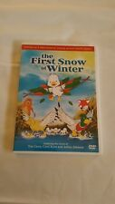 The First Snow of Winter (DVD, 2004) ~ GREAT KIDS ANIMATION