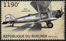 US MAIL BOEING Model 40 Mail Plane / Biplane Aircraft Stamp