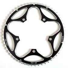 gobike88 Driveline black chainring 58T, BCD 130mm, 145g, SUPER ROAD, S29
