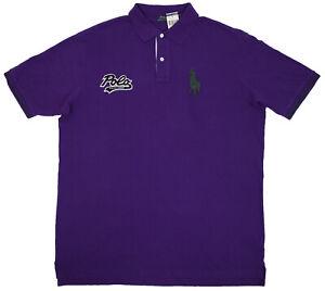 Polo Ralph Lauren Big Tall Men's Mesh Shirt Big Pony Logo Multisize AS