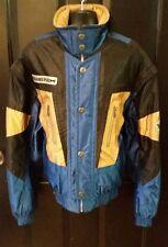 Vtg Phenix Sports Snowboard Ski Jacket Hood Removable Sleeves Mens Large Coat