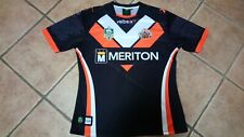 *RARE* WESTS TIGERS NRL Rugby League Australia vintage authentic shirt/jersey L