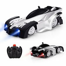 Wall Climbing Cars,kids Toys Remote Control Car Zero Gravity Rc Vehicle Toys Chi