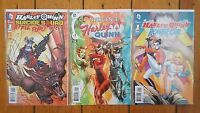 Harley Quinn Suicide Squad April Fools Special Convergence #1 Power Girl NM 1st