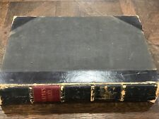 1872 Bound Harper's Weekly Thomas Nast Gustav Dore in London Middlemarch