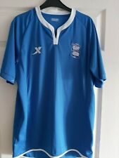 Birmingham City Blue Xtep Home Shirt 2011 / 12 Blues Size Medium KRO