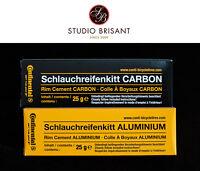 Continental Schlauchreifenkitt Aluminium 25 g Rim Cement (11,20€/100g)