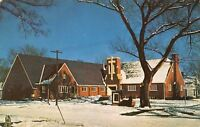Blair Nebraska~First Methodist Church~1960 Postcard