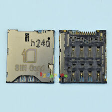New Sim Card Reader Holder Connector Repair Parts For HTC One S Z520e Z560e Z250