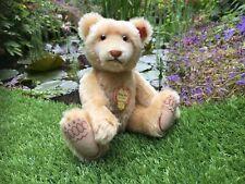 More details for   dicky bear replica 1930 steiff ean 403309 bear shop, brand new, uk seller