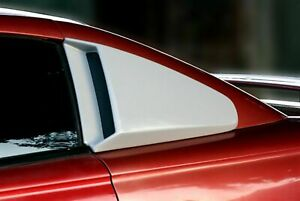 1994 - 1998 Ford Mustang Xenon Quarter Window Scoop Kit