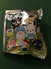 HELLO KITTY AND FRIENDS Figural Bag Clip Series Keychain Blind Bag -new