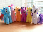 1PCS for Choose TY My Little Pony Beanie Babies 19cm Stuffed Plush Toy Doll New